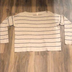H&M boat neck sweater